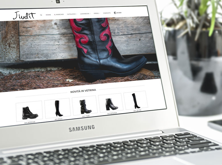La Gimal Srl azienda di Fucecchio produce calzature dal 1956, si è rivolta a Wp24 che ha realizzato il progetto web in linea alle tendenze del mercato pur valorizzando l'esperienza artigianale dell'azienda.<br>